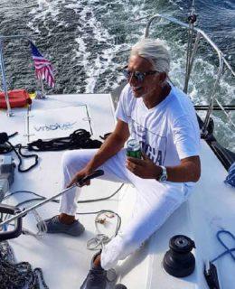 Dan Lenard e Scia a Fort Lauderdale