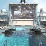 Le piscine al 15° ponte