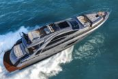 Sette yacht Ferretti a Palm: ecco Pershing 8X