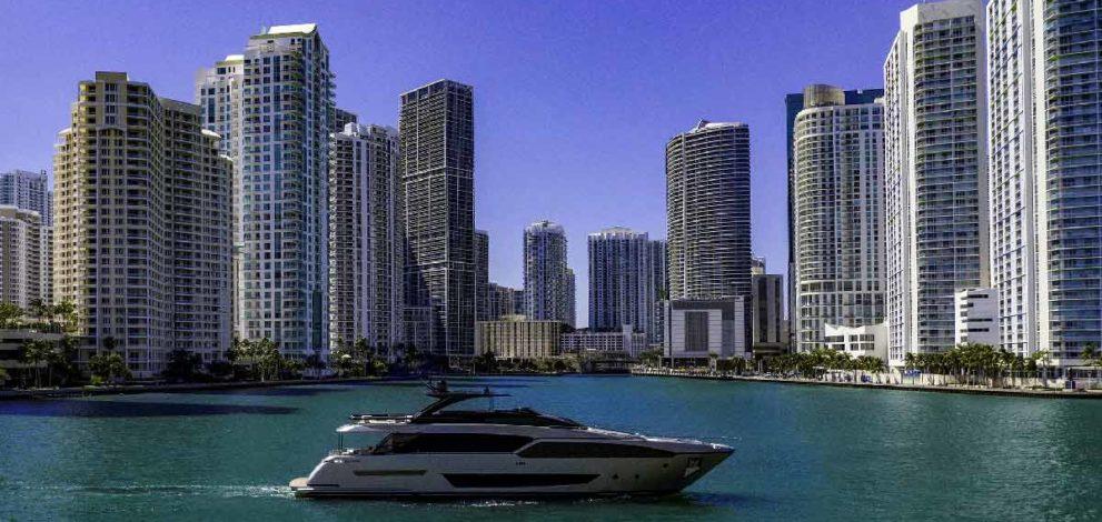 Riva Argo 90 a Miami
