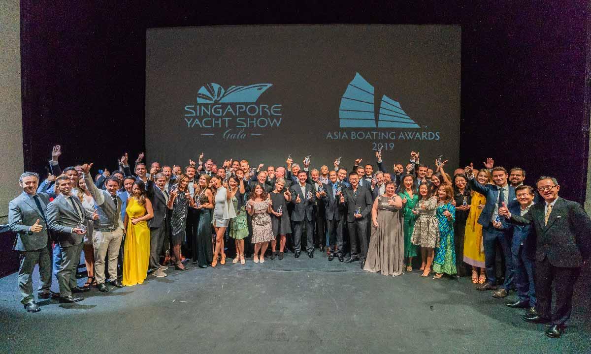Il gran gala di Singapore