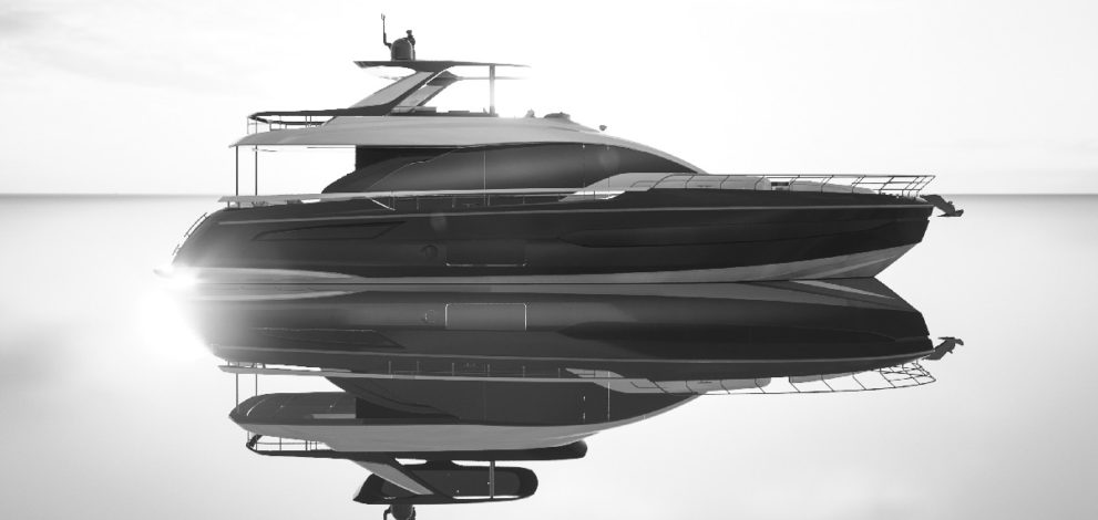 Azimut 78 Fly