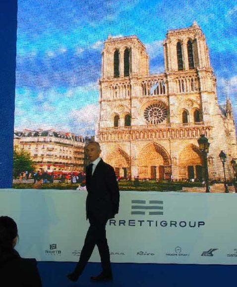 L'annuncio di Galassi: Riva for Notre Dame