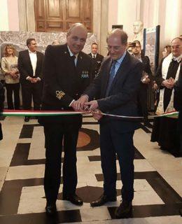 La Marina Italiana al Polo Nord: il taglio del nastro