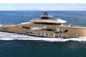 Rosetti Superyacht 52 metri supply vessel