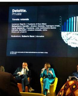 Fiere, presentata la ricerca Deloitte