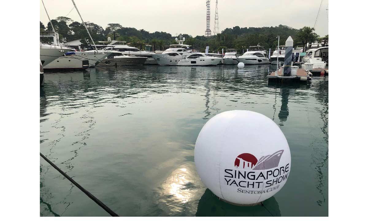Collettiva Ice-Ucina a Singapore