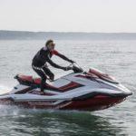 Uno dei modelli di moto d'acqua
