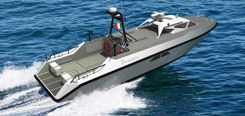 Baglietto Navy: Combat Boat