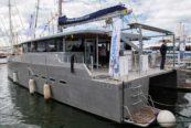 Elianto, il catamarano eco-sostenibile
