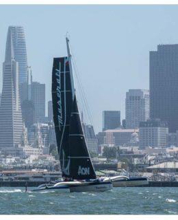 CA 500: La partenza da San Francisco