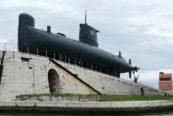 Salone di Venezia: il sottomarino Dandolo