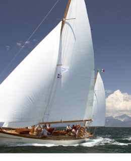 Heritage Yachting: Barbara