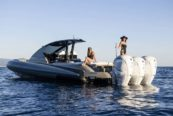 Yamaha Marine: GranTurismo 14 spinto da tre V8 XTO Offshore