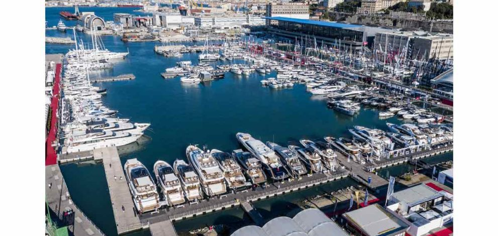 Darsene Genova: il salone Nautico