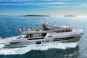 Arcadia Yacht: ecco Sherpa XL