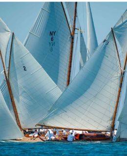 Argentario Sailing Week, la flotta