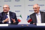 Fincantieri e Naval Group: Giuseppe Bono e Hervé Guillou