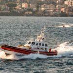 Uno dei mezzi navali veloci