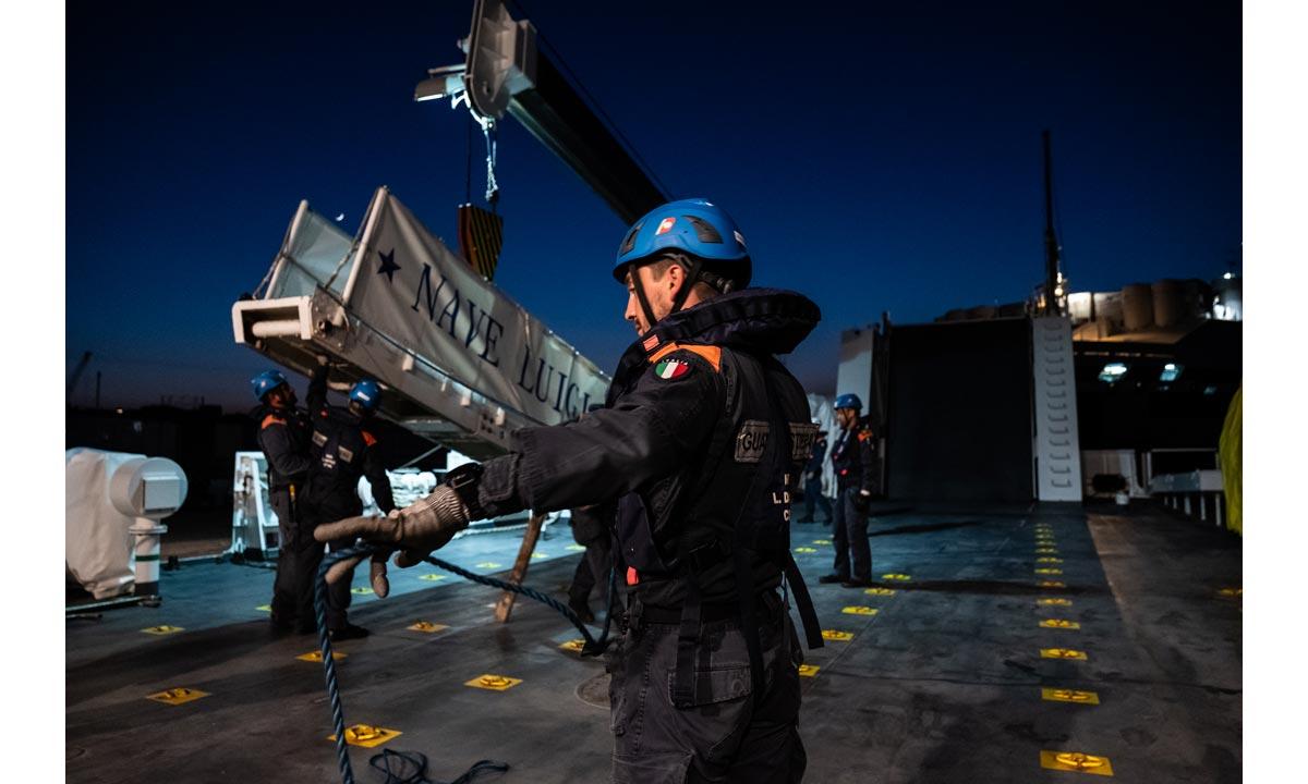 Guardia Costiera, esercitazioni in corso
