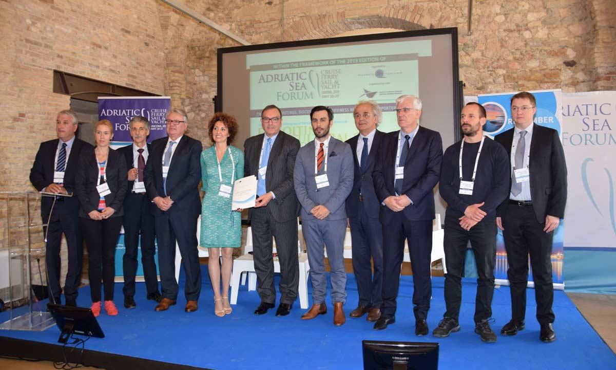 Adriatic Sea Tourism Agenda: i firmatari del memorandum