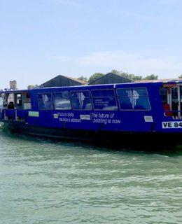 Venezia 2019: i vaporetti del futuro