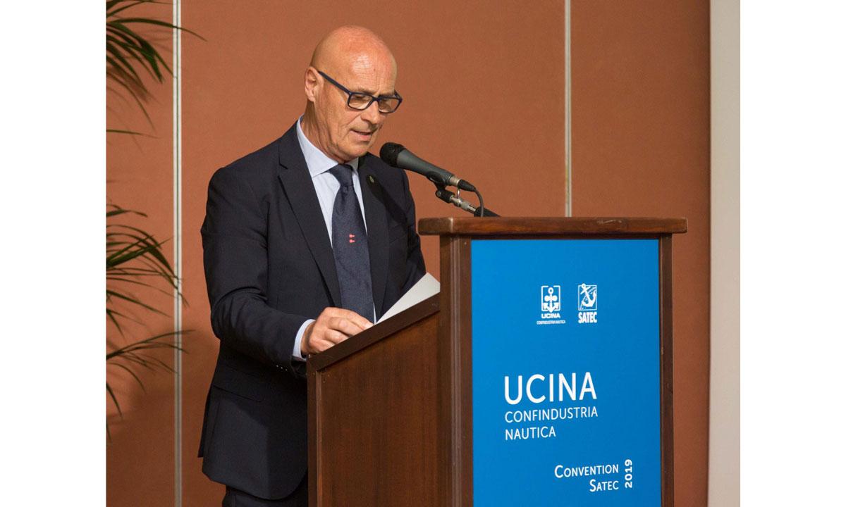 Satec Ucina: il neo presidente Saverio Cecchi