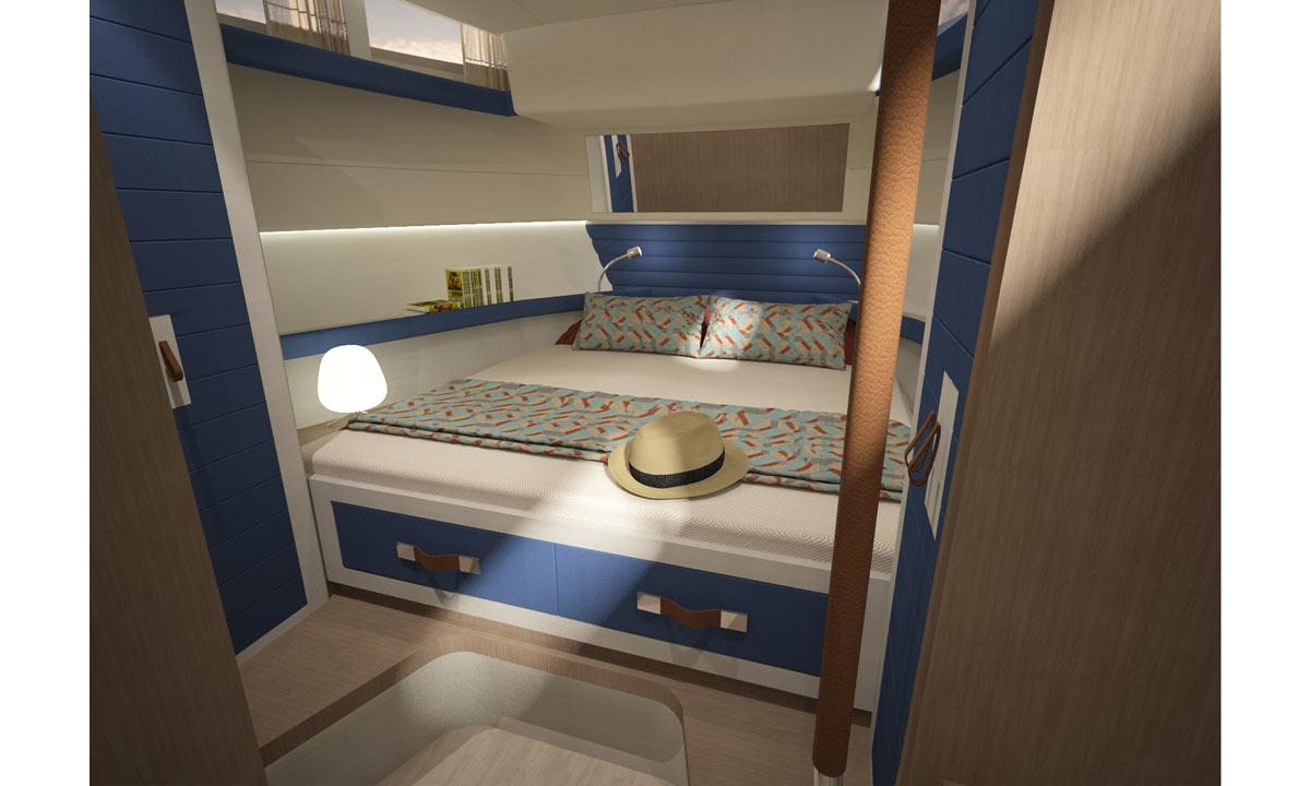 La comoda cabina