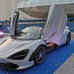 Omaggio a Baglietto Severin°s: un delle due McLaren