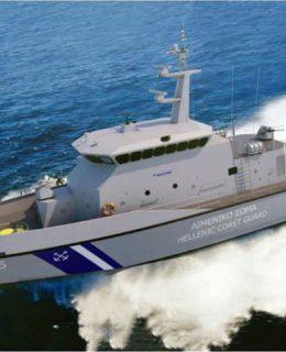 Cantiere Vittoria: quarto Fast Patrol Vessel