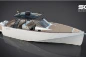 Heron Yacht, la versione grey