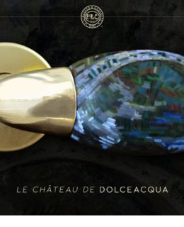 Razeto e Casareto, la maniglia Le Château de Dolceacqua