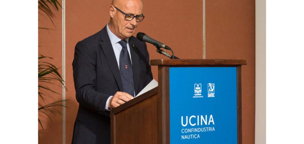 Ucina, il presidente Saverio Cecchi