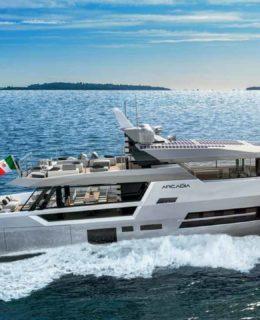 Monaco Yacht Show: Arcadia Sherpa XL