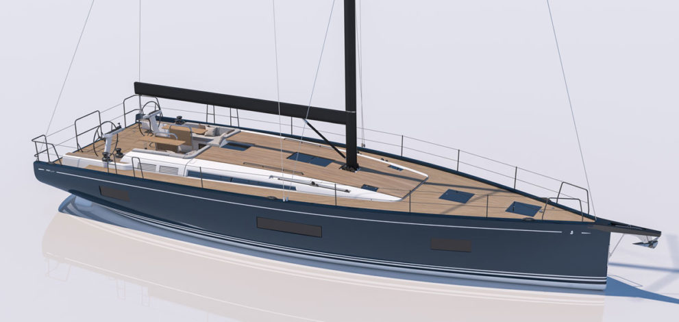 Bénéteau First Yacht 53