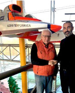 Fabio Buzzi con Giorgio Besenzoni