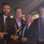 Baglietto e CCN: la premiazione di Vanadis