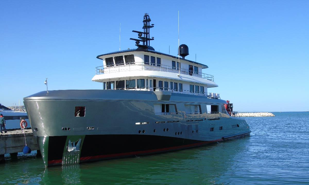Monaco Yacht Show: Audace (Cantiere delle Marche)