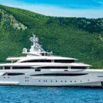 Monaco Yacht Show: CRN 79 metri