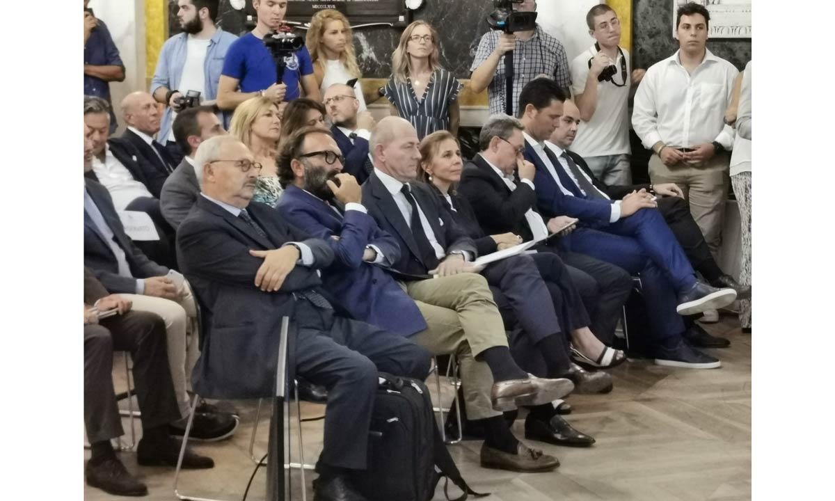 Tra gli altri: Razeto, Marina Stella, Albertoni, Gianneschi e Campagna