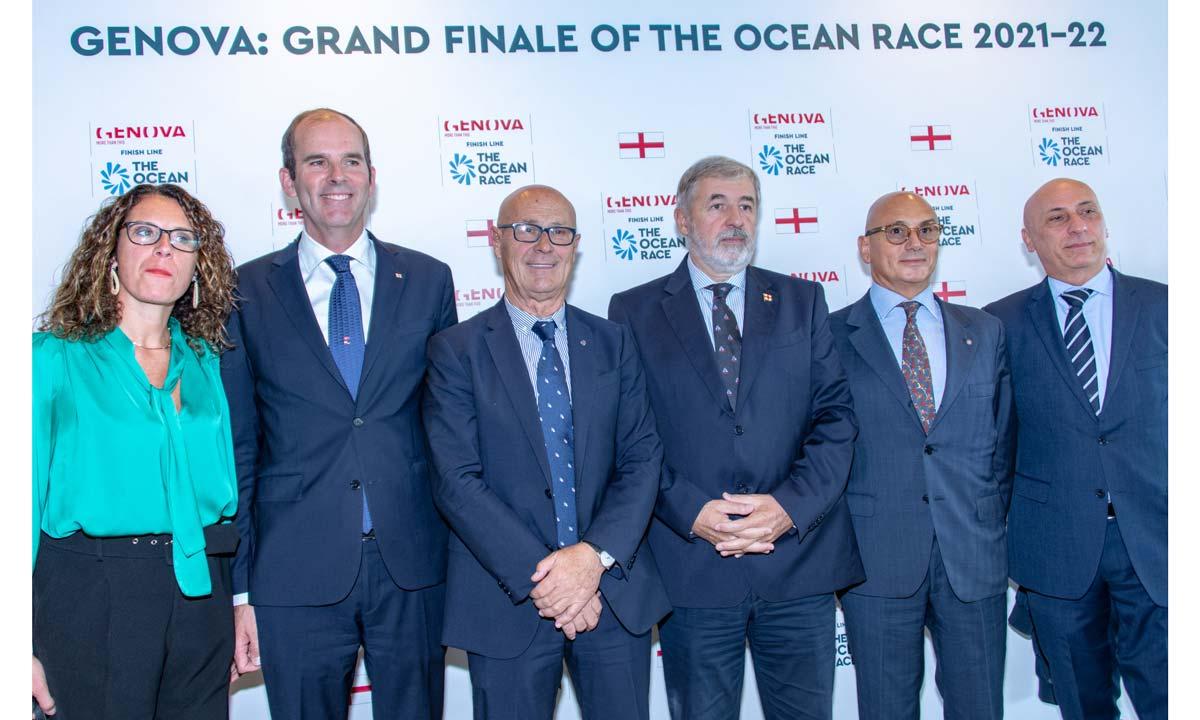 Salone Nautico: l'annuncio della tappa genovese di Ocean Race