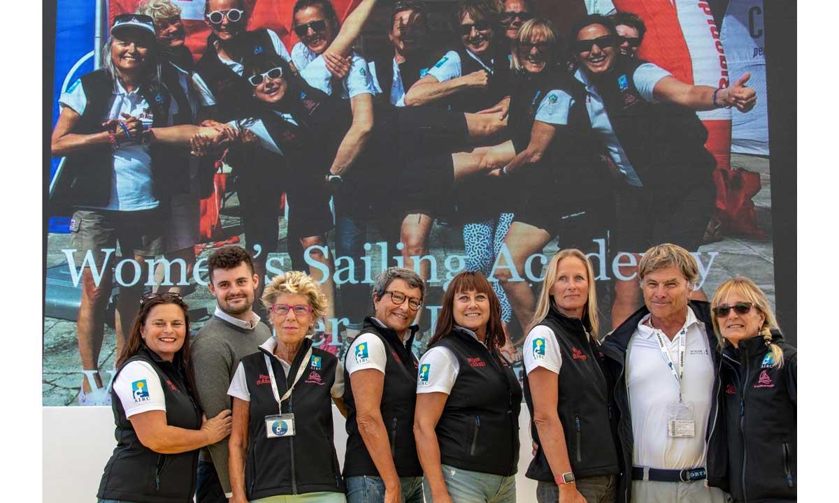 Le protagoniste della Women Sailing Academy