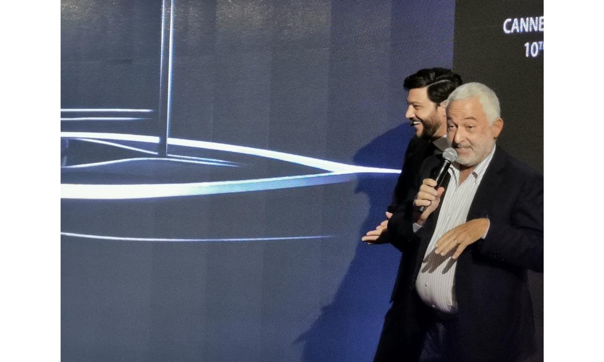 Stefano de Vivo e Luca Bassani