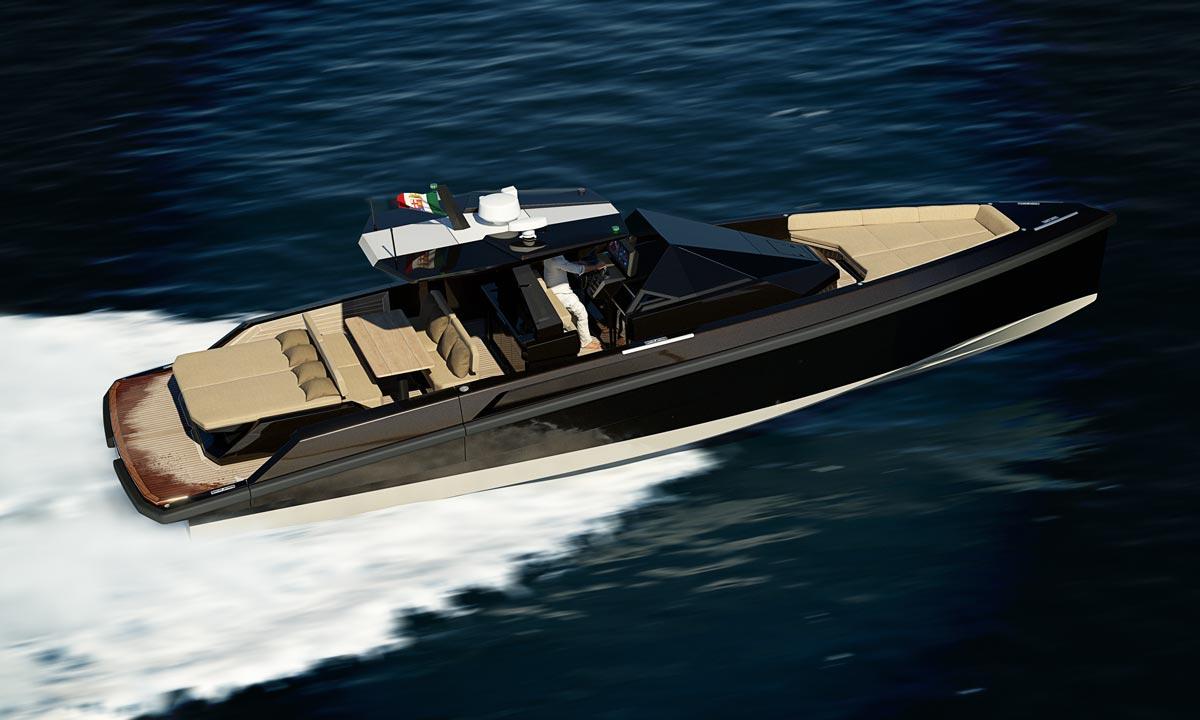 Monaco Yacht Show: 48Wallytender