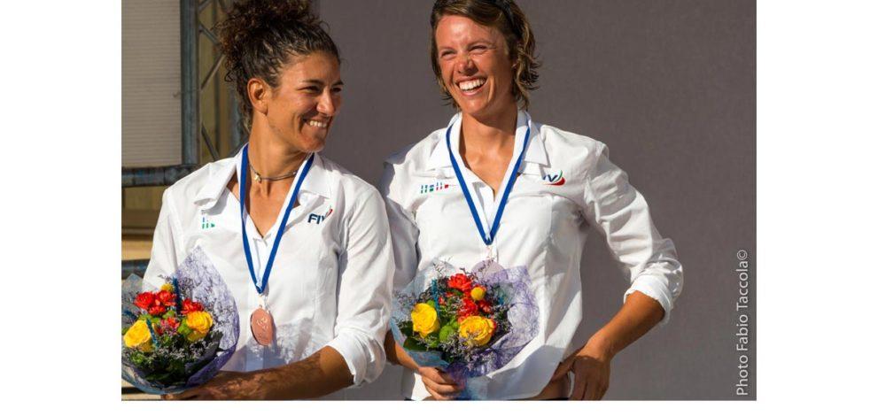 Barcolana51: Francesca Clapcich e Giulia Conti