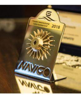 Premio Luigi Gianneschi, il trofeo in palio