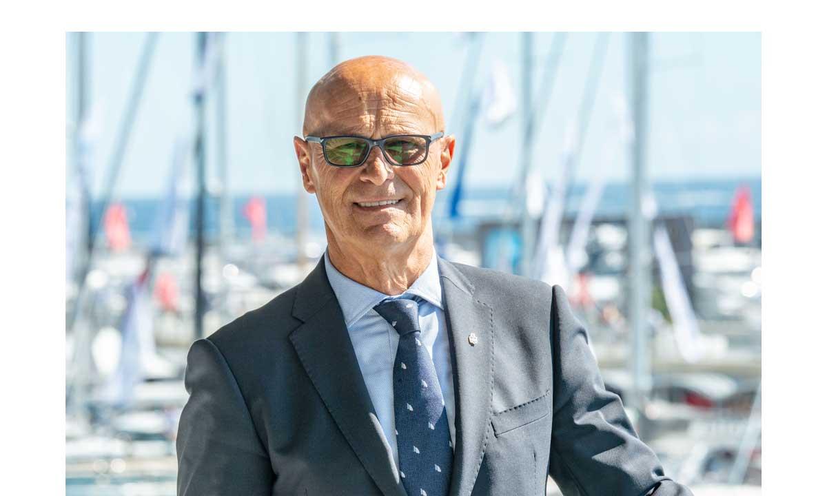 Saverio Cecchi, presidente di Confindustria Nautica