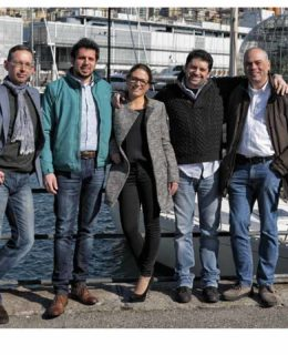 SeaMuster, il team