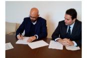 Genova città del mare, la firma dell'accordo
