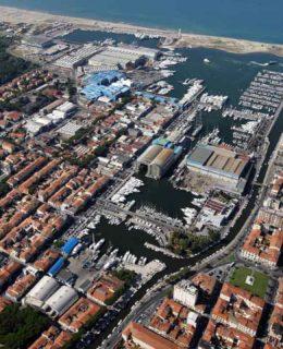 Porto Viareggio: panoramica del distretto